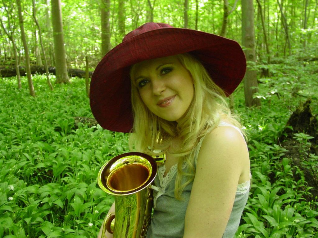 Sarah Elgeti_ danish saxophoneplayer