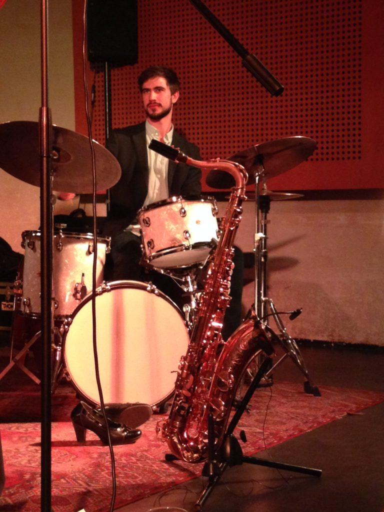 Henrik Holst_drummer