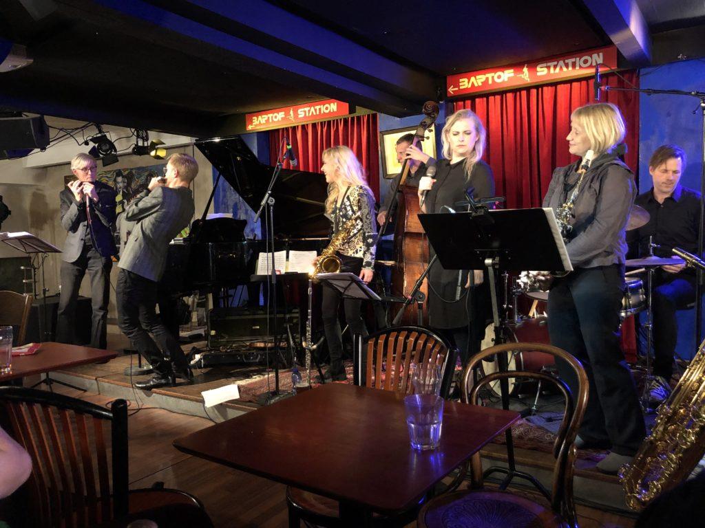Sarah Elgeti Quartet and Friends