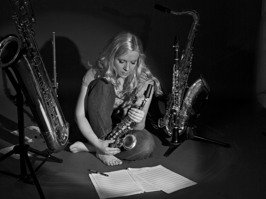 Sarah Elgeti_jazz saxophonist_composer