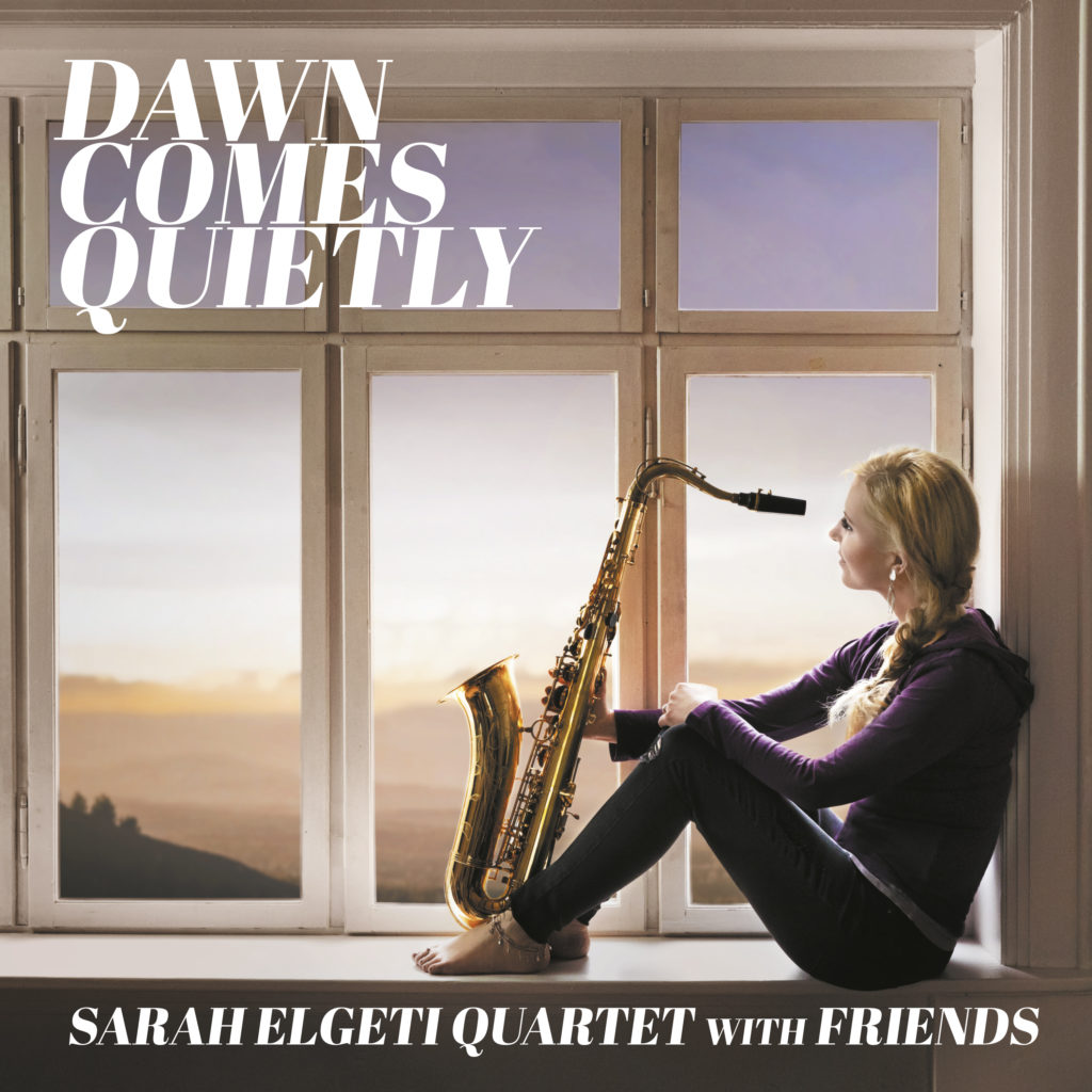 Sarah Elgeti_Dawn Comes Quietly_saxophoneplayer